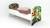 Кровать CLASSIC «ЛЕО И ТИГ»
