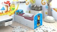 Кровать CLASSIC «ЩЕНЯЧИЙ ПАТРУЛЬ – ЧЕЙЗ» с ящиками