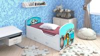 Кровать CLASSIC «МАДАГАСКАР» с ящиками