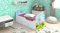 Кровать CLASSIC «ФЕИ» с ящиками