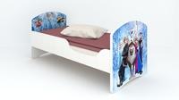 Кровать CLASSIC «ХОЛОДНОЕ СЕРДЦЕ»