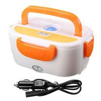 Термо-контейнер с подогревом от прикуривателя Electronic Lunch Box