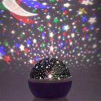 "Ночник-проектор ""Звёздное небо"" Magic Ball Light"