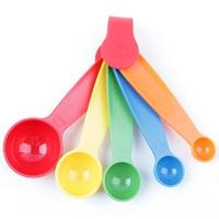 Набор разноцветных мерных ложек