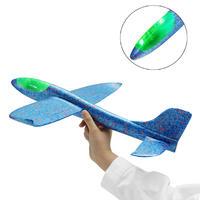 Самолет-метательный Светодиодный Большой