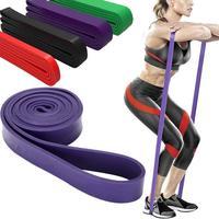 Силовая эластичная лента для фитнеса, 15 кг