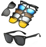Солнцезащитные поляризационные очки Рolarized со сменными линзами