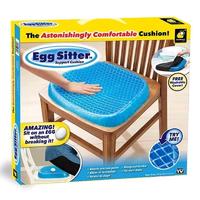 Гелевая подушка на сиденье Egg Sitter для снятия напряжения