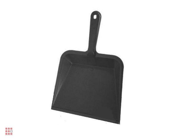 Совок для мусора СБ-2 пластиковый Чёрный
