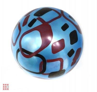 Мяч надувной с рисунком 25 см
