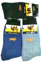 Термо носки мужские шерсть А-1001
