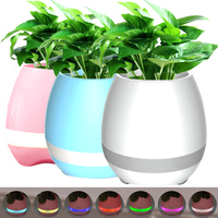 Умный горшок с Bluetooth SMART MUSIC FLOWERPOT