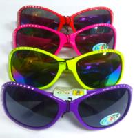 Очки солнцезащитные детские 123