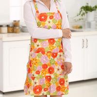 Фартук кухонный с карманами