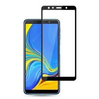 Защитное 5D стекло для Samsung Galaxy A7 (2018г.)