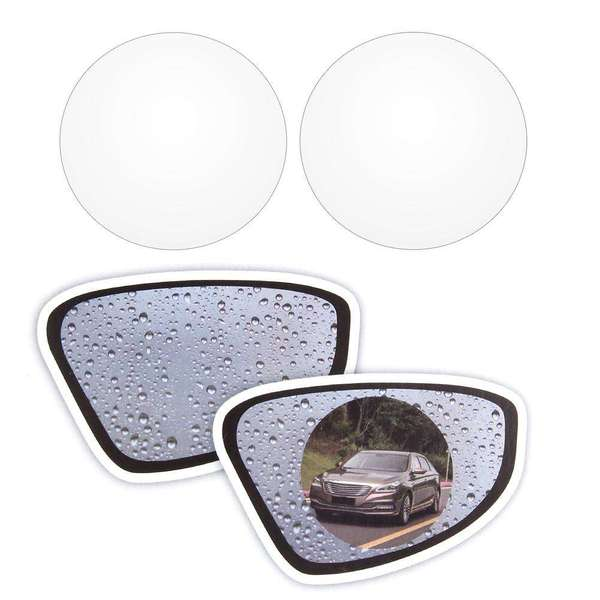 Гидрофобная пленка для зеркал заднего вида