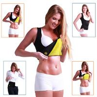 Майка для похудения с открытой грудью Hot Shapers Instant Training