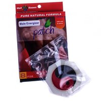 Мужской пластырь Male energizer patch, 8 шт