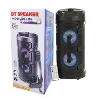 Портативная колонка Bluetooth BT Speaker ZQS-4210