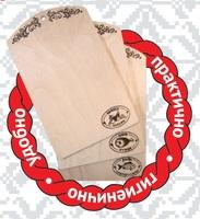 Доски разделочные деревянные 3 шт.