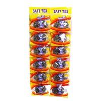 Губка Safi Tex лист 12 шт 20 гр