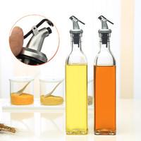 Бутылка-дозатор для масла и уксуса 500 мл
