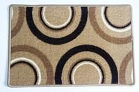 Придверный ворсовый коврик 57х38 см