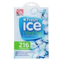 Пакеты для льда, 216 шариков