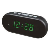 Часы настольные VST 712-4 зеленые цифры