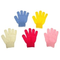 Мочалка-перчатка для душа