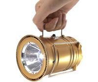Кемпинговый фонарик HS-5900T на солнечной батарее