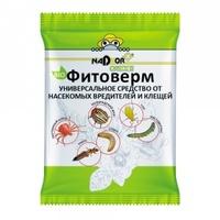 Универсальное средство от насекомых вредителей Nadzor ФИТОВЕРМ, 4 мл.