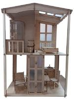 Конструктор кукольный дом «Фантазия»