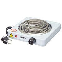 Плитка электрическая одноконфорочная 1000Вт спираль