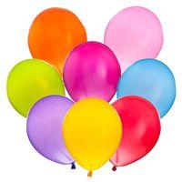 """Набор воздушных шаров 10шт, латекс, 10"""""""