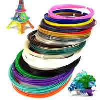 Набор цветного ABS-пластика для 3D-ручек 10м, 12 цветов
