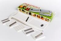 Овощерезка - шинковка пластиковая 6 нож. оптом