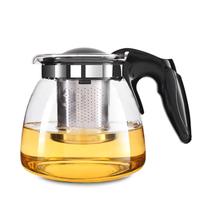 """Чайник заварочный стеклянный """"Glass Teapot"""" 900 мл"""