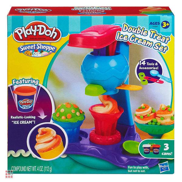 Набор пластилина Фабрика Мороженого Play-Doh