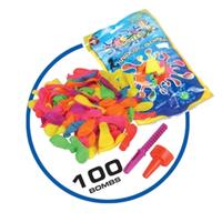 Водные бомбочки 100 шаров