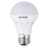 Лампа светодиодная E27, 400lm