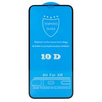 Защитное 10D стекло для Iphone XR