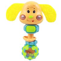 Электронная музыкальная игрушка в виде зайчика/слоника