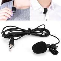 Петличный микрофон Lavalier MicroPhone JH-043