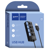 USB-Xaб Dream DRM-UH2, 4USB