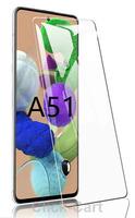 Защитное стекло Samsung Galaxy A51 -2.5D прозрачное