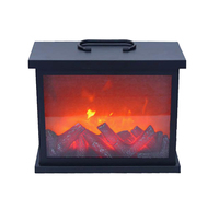 "Декоративный светильник ""Камин"" Led Fireplace Lantern"