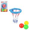 Баскетбольная корзина на присосках для ванны