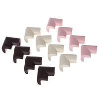 Накладки-протекторы каучуковые на углы, 6х3 см