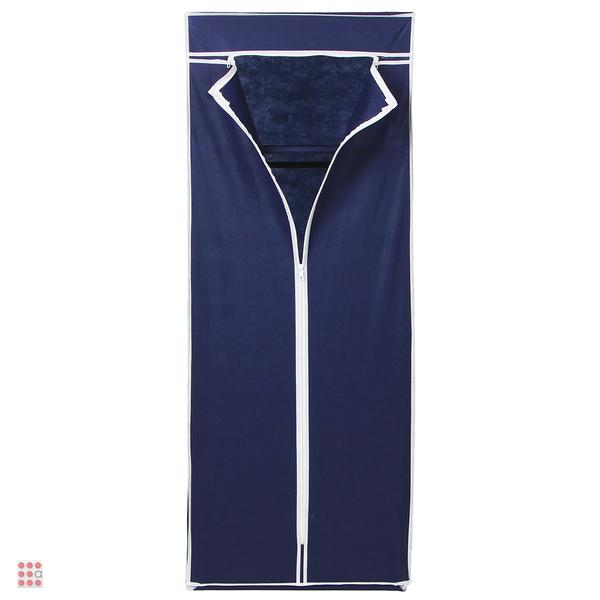 Шкаф тканевый для одежды, 140х55х44 см